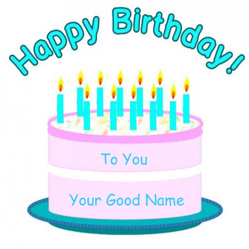 Awesome Birthday Wishes Name Cakes Pictures