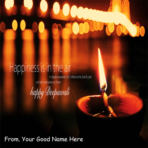 Happy Diwali Wishes Best DP Name Profile Pictures