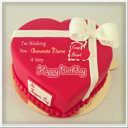 Wishing You Happy Birthday Cake Name Pics